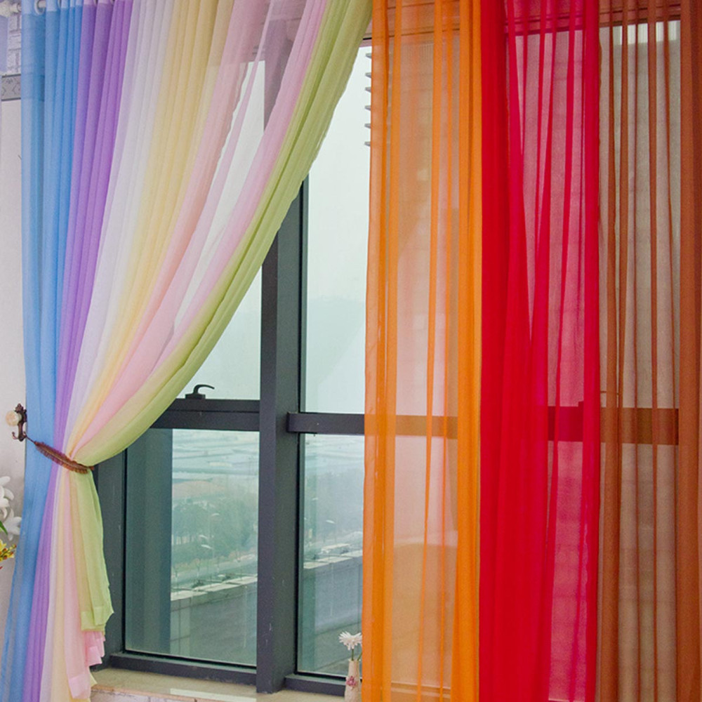 Шторы для балконного окна: особенности выбора, фото-идеи стр.