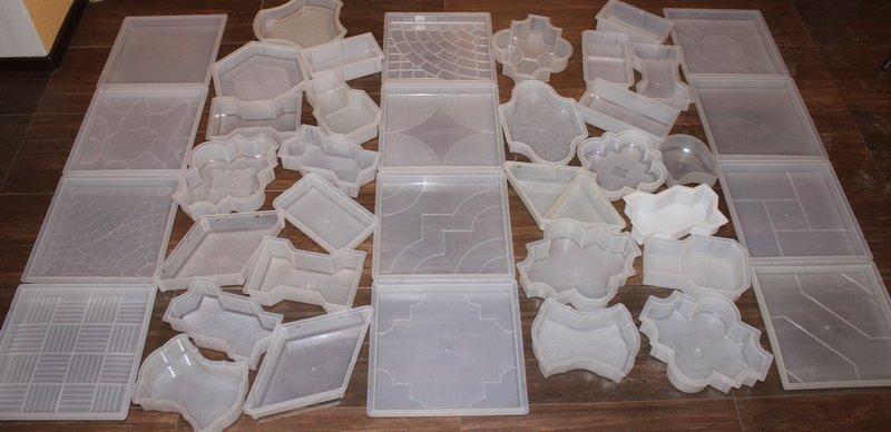 Как сделать пластиковую форму своими руками