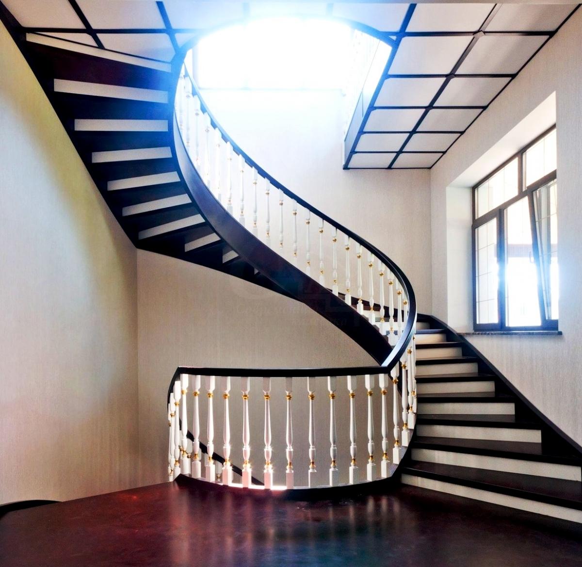 Монолитные лестницы своими руками видео