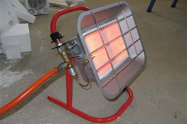 Электрический котел для отопления гаража 33