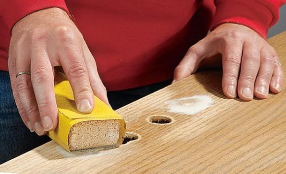 Покраска деревянных поверхностей своими руками