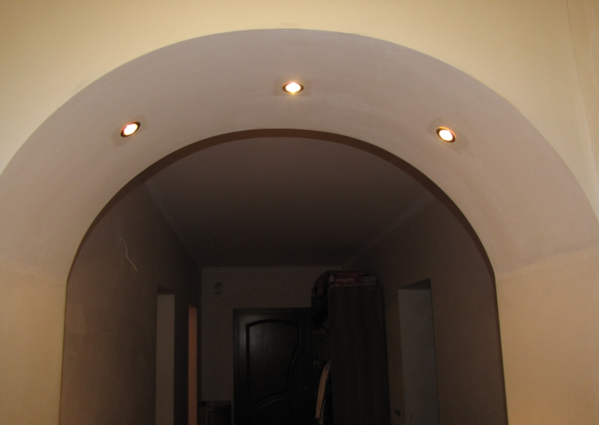 Изготовление арки своими руками фото 735