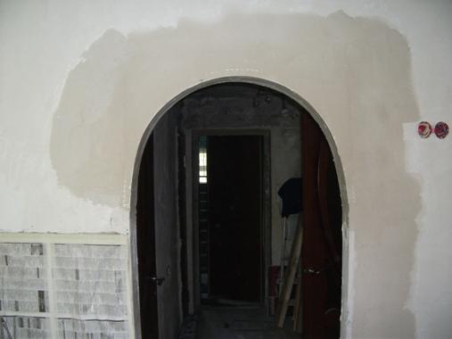 Дверь арка межкомнатная своими руками