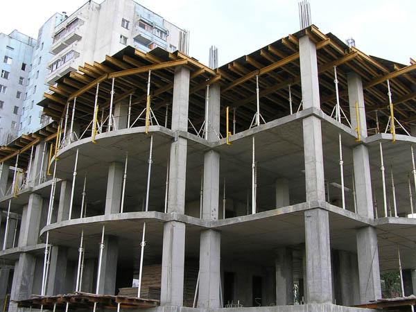 Technológia výstavby monolitických budov