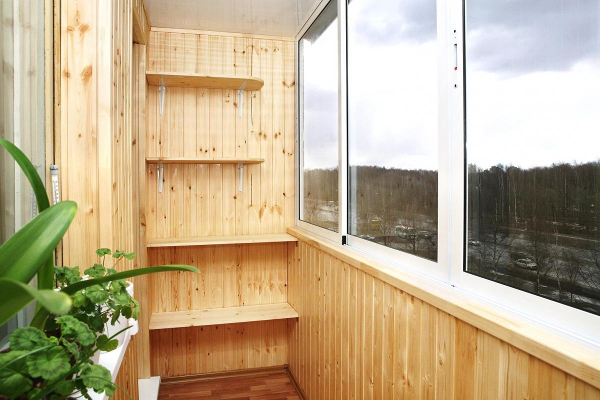 Сделать балкон своими руками внутри 501