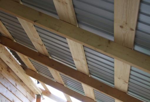 Как сделать балкон над верандой строительный портал.
