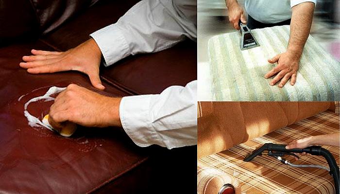 Как удалить пятна с светлой мебели мягкой фото