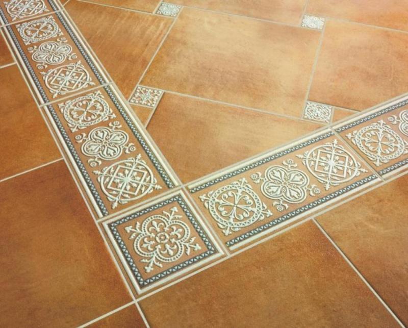 Дизайн укладки керамической плитки