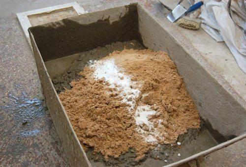 Цементно-песчаная смесь для штукатурки стен своими руками