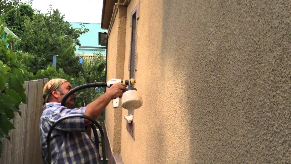 Как сделать краскопульт своими руками для покраски стен