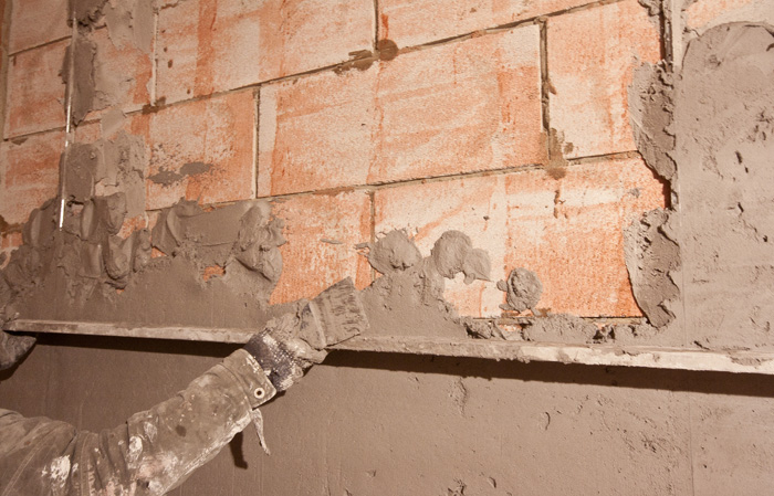 Цементно песчаная смесь для штукатурки своими руками