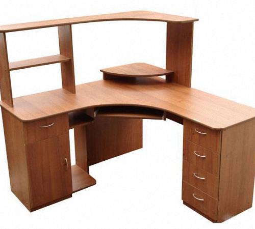 Собрать своими руками компьютерный стол