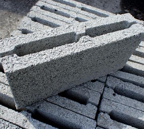 фото керамзита блока
