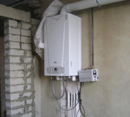 инструкция на газовый котел Baxi - фото 10