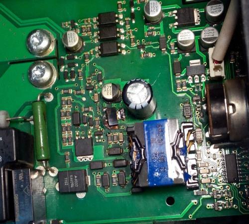 Сварочный аппарат Fubag INTIG 200 DC PULSE с горелкой FB TIG 26 5P