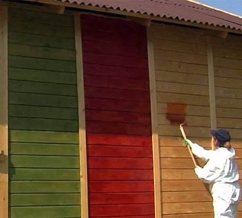 краска для дома
