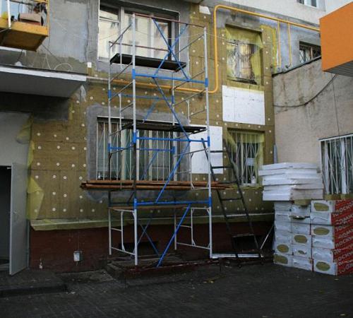 Плитка под кирпич отделка фасада