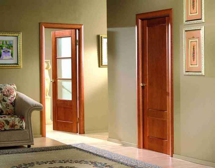 красивые двери фото в интерьере