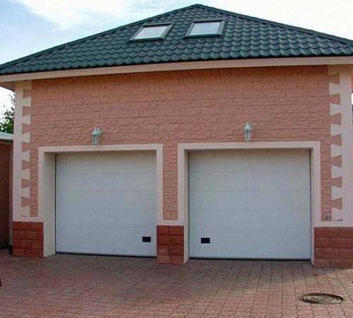 Какой размер гаража на 1 машину