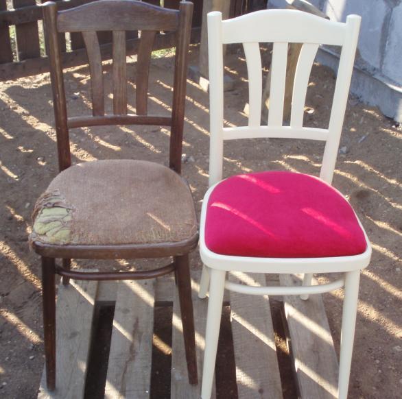 Мягкие стулья своими руками фото