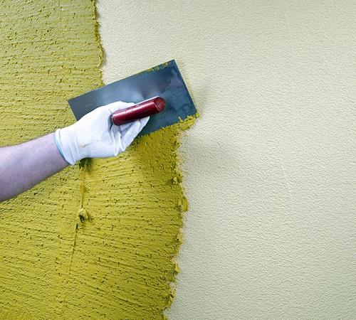 2 1197 - Как наносить структурную краску