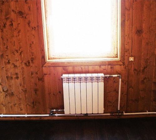 Отопление частного дома своими руками ленинградка