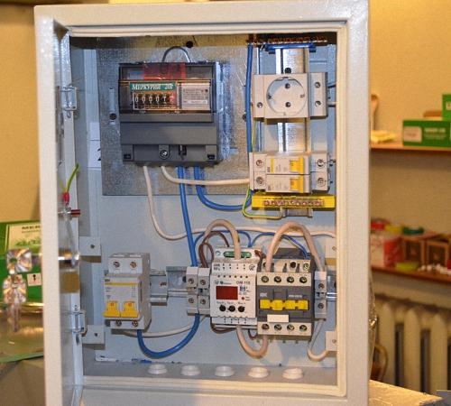 Правильный монтаж электрического щита