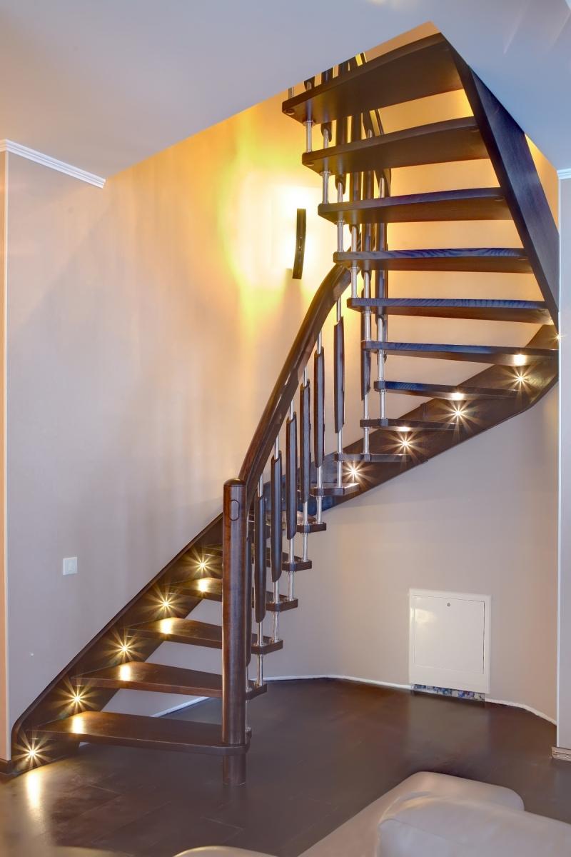 Набор для подсветки лестниц своими руками