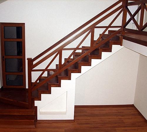 Лестница на заказ в Москве - изготовление, цена Купить