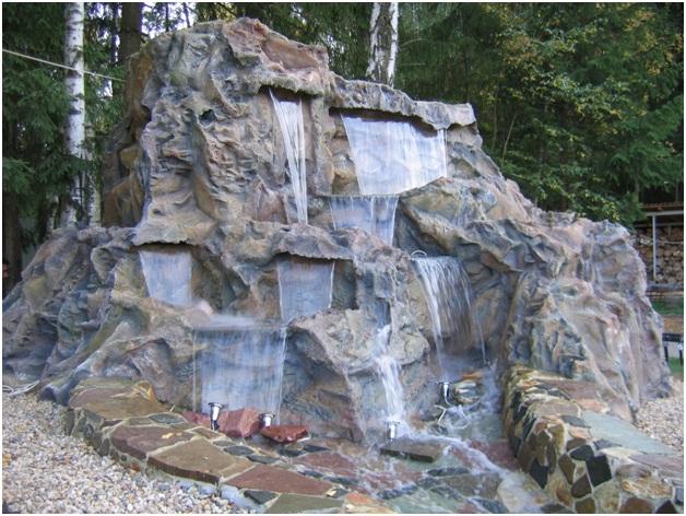 Домашние водопады своими руками фото