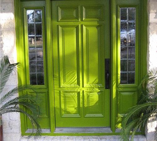 Краска для дверей