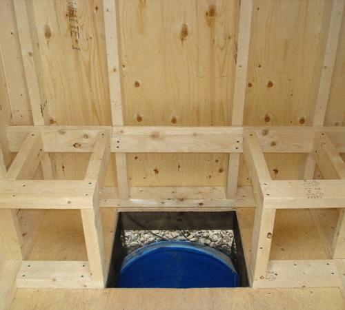 Как сделать сиденье для туалета на даче