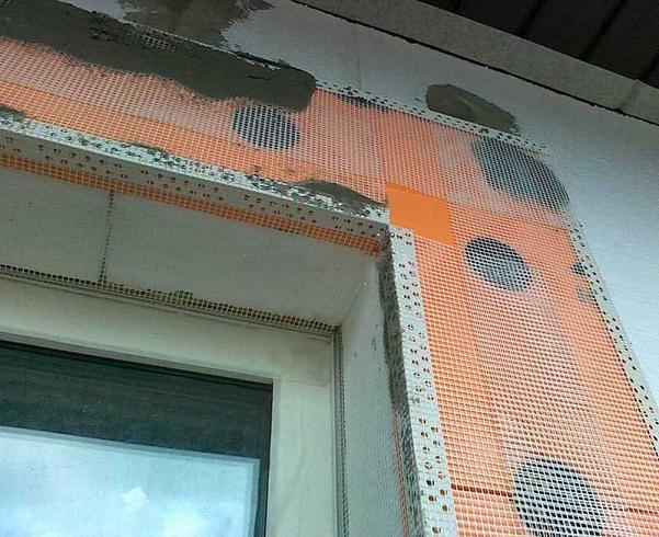 Штукатурка стен по утеплителю своими руками 12