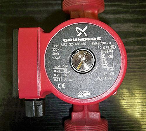 Grundfos Gth 24h инструкция