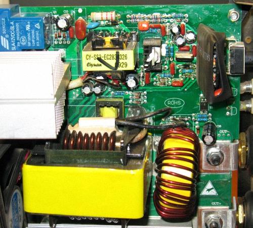 Сварочный инвертор ресанта 190 схема фото 726