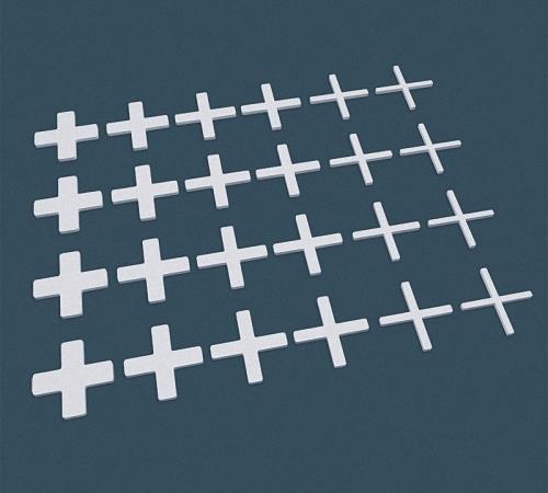 Крестики для плитки: как выбрать и использовать, Строительный портал