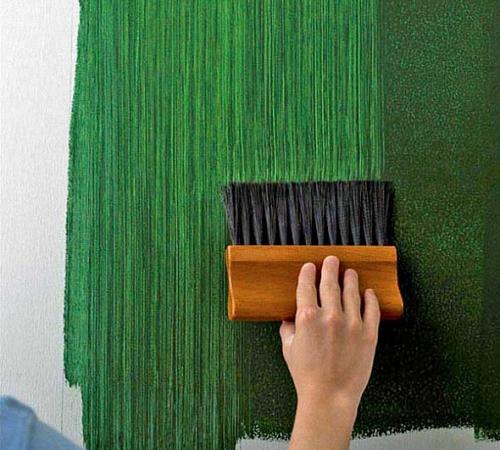 Декор краска своими руками