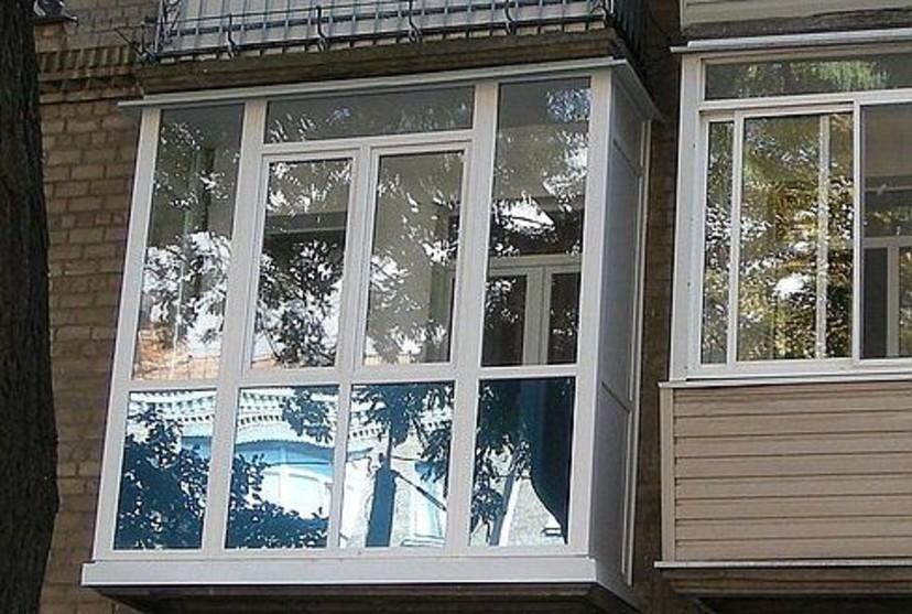 Дизайн и отделка балкона в хрущевке строительный портал.
