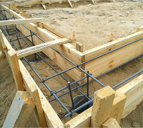 Построить гараж с забором