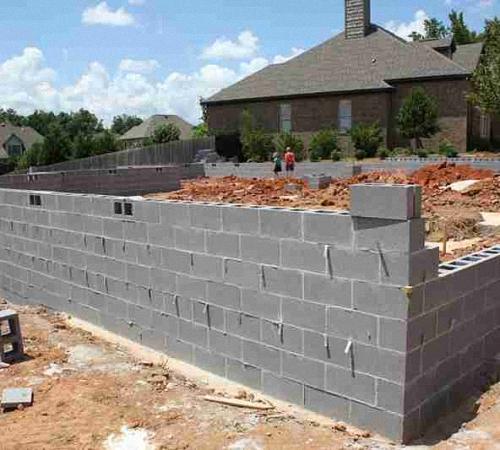 Строим дом из шлакоблока своими руками