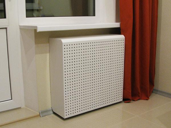 экран на металлический радиатор цена