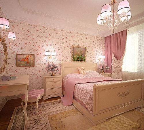 кухни интерьеры розовой фото фото