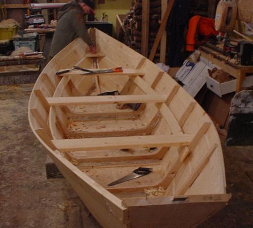 ремонт деревянных лодок своими руками