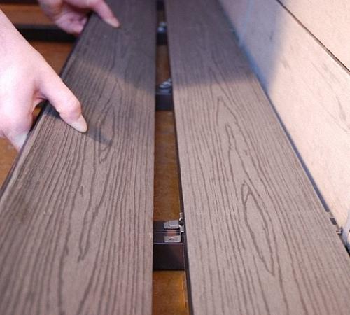 Укладка террасной доски: пошаговая инструкция, Строительный портал
