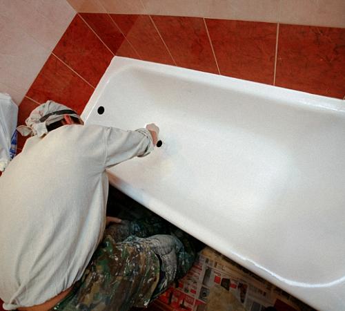 Какую эмаль для ванны купить