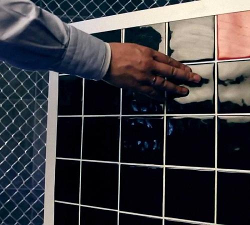 Ревизионный люк под плитку своими руками