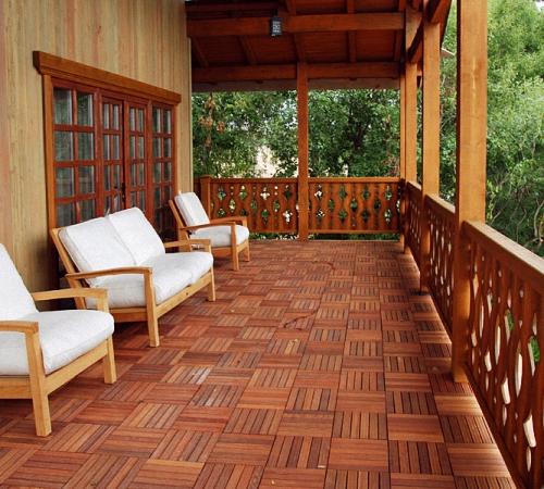 Как правильно пристроить веранду к деревянному дому