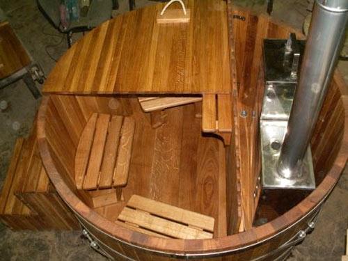 Японская баня офуро своими руками, Строительный портал