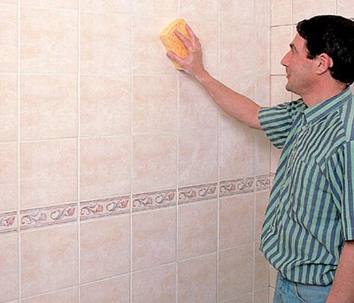 Как сделать плитку в ванной в деревянном доме