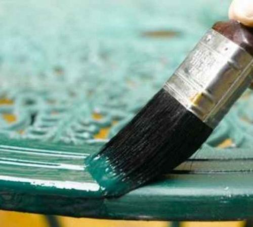 Як зробити грунтовку по металу